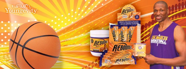 After a good workout, replenish your body with Rebound